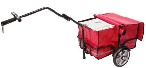 Flexx mit rote Taschen