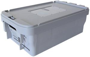 Briefbehälter Typ 2 mit Deckel