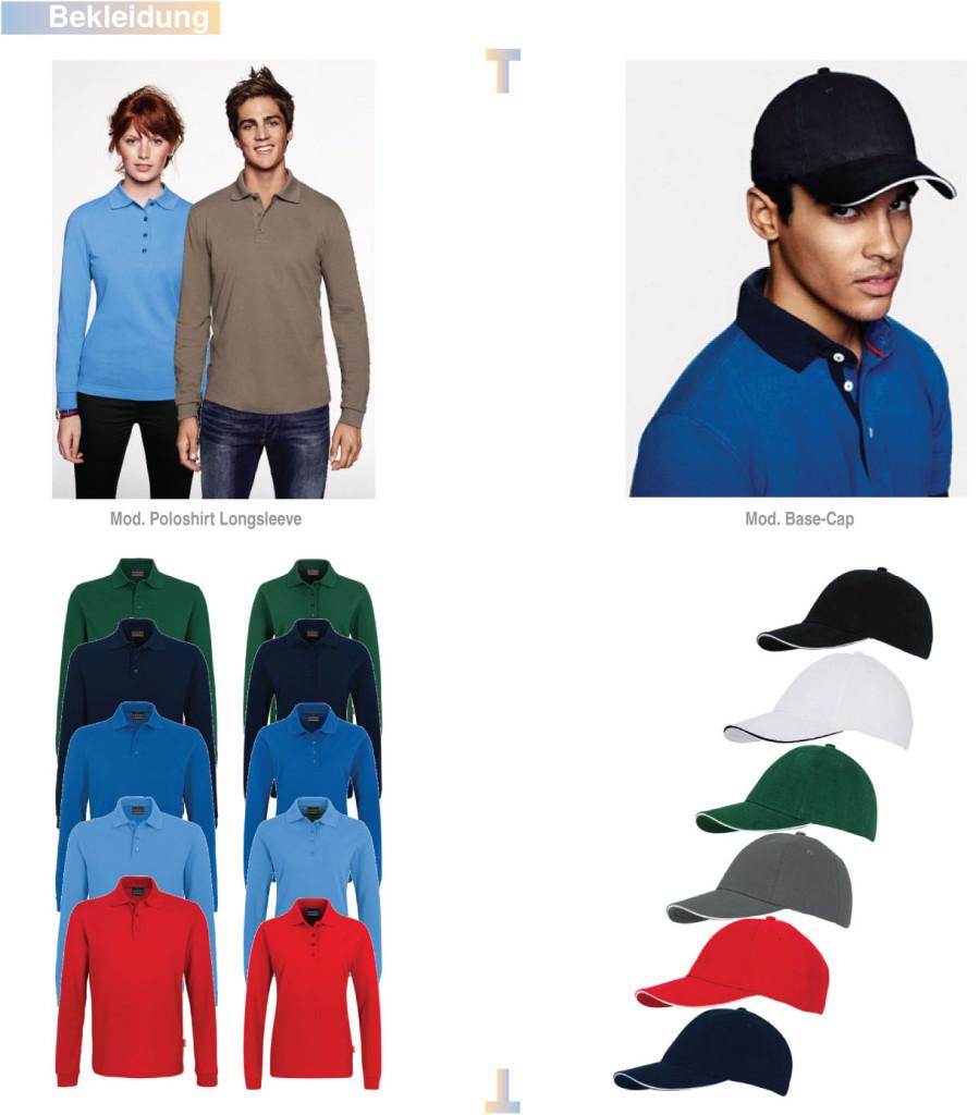 Shirts + Kappen